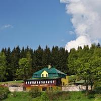 Penzion Vyhlídka Janovičky, hotel v Broumově