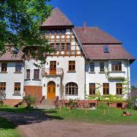 Gutshaus Alt Necheln, Hotel in Thurow
