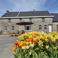 Traditional Holiday Home in Zwalm with Garden, hotel in Zwalm
