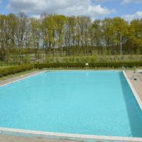 Comfortable Chalet in Vessem with a Swimming Pool
