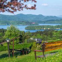 Pensjonat Na Górce - Widok Na Jezioro Solińskie i Góry