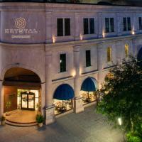 Krystal Monterrey, hotel en Monterrey