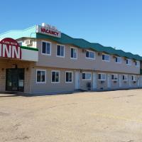 Plains Motor Inn, hotel em Stettler