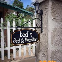 Ted's Bed and Breakfast, hotel in Santa Cruz