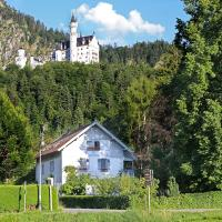 Romantic-Pension Albrecht - since 1901, hotel v destinácii Hohenschwangau