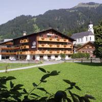 Sporthotel Krone, hotel in Schoppernau