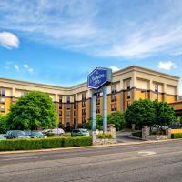 Hampton Inn Nashville / Vanderbilt, hotel in Music Row, Nashville