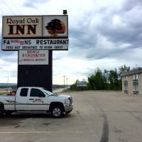 Royal Oak Inn, hotel em Whitecourt