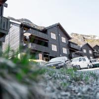 Skarsnuten Apartments, hotel i Hemsedal