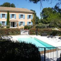Canto Cigalo, hôtel à Saint-Rémy-de-Provence