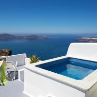 Whitedeck Santorini, ξενοδοχείο στο Ημεροβίγλι