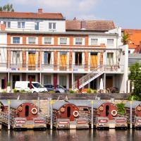 Pension Havelfloß, hotel in Brandenburg an der Havel