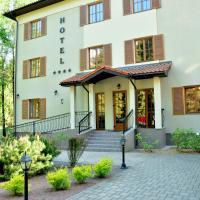 Hotel Pušyno Namai, hotel in Tirkšliai