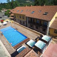 Conjunto Hotelero La Pasera, hotel in Soto de Cangas