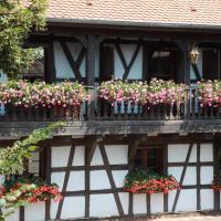 Hotel Restaurant Père Benoît, hotel near Strasbourg International Airport - SXB, Entzheim
