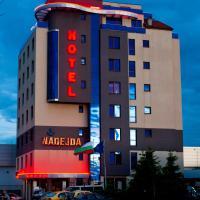 Nadejda Hotel, hotel in Sofia