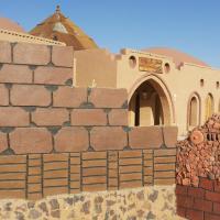 Qasr El Bagawat Hotel, hotel sa 'Ezbet Halfa