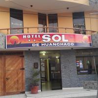 Hotel Sol de Huanchaco, hotel in Huanchaco