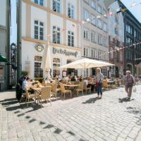 Appartements in der historischen Deichstrasse contactless Check in