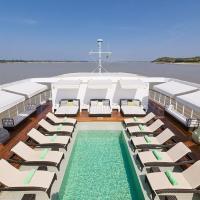 The Strand Cruise - Mandalay/Bagan - 2 or 3 night each Friday & 4 night each Monday, hotel in Mandalay