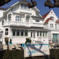 Villa WellenRausch - Adults Only, hotell i Travemünde