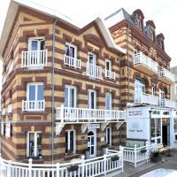 Hotel Le Rayon Vert, hotel v mestu Étretat