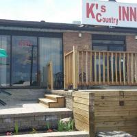 KC's Country Inn, hotel em Vars