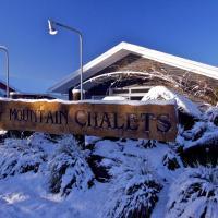 Rocky Mountain Chalets Ohakune, hotel in Ohakune