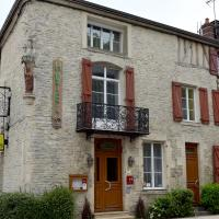 Logis Le Saint Nicolas, hôtel à Bar-sur-Aube
