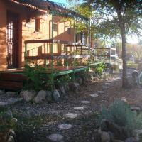 Cabañas Los Hermanos, hotel en Amboy