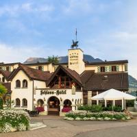 Schloss-Hotel am See - Swiss-Chalet Merlischachen, Hotel in Merlischachen