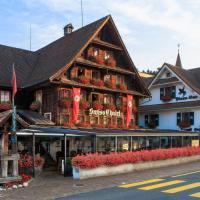 Swiss-Chalet Lodge - Swiss-Chalet Merlischachen, Hotel in Merlischachen