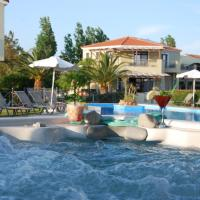 Imerti Resort Hotel, hotel in Skala Kallonis