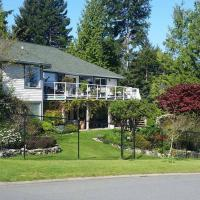 Serenity lodge bed and breakfast, hotel em Courtenay
