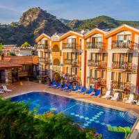 Magic Tulip Beach Hotel, hotel Oludenizben
