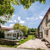 alojamiento rural alquiler completo o por habitaciones casa vaquero, hotel u gradu 'Abiada'