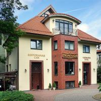 Hotel Promenada, отель в Клайпеде