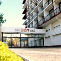 Hotel Európa, hotel Siófokon