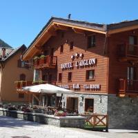 Hotel L' Aiglon, hotel in Champoluc