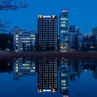 APA Hotel Keisei Ueno Ekimae, hotel in Tokyo