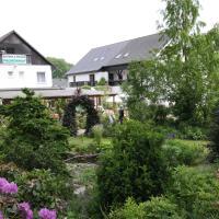 Gasthof & Pension Palmenhof, Hotel in Leegebruch
