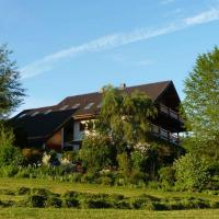 Haus am See, Hotel in Illmensee