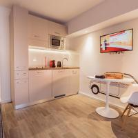 Brera Serviced Apartments Frankfurt City