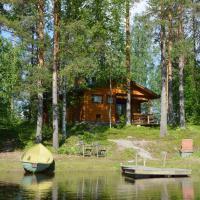 Rinnepelto Holiday Cottages, hotell i Tahkovuori