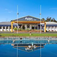 Byer Fountain Motor Inn, hotel in Holbrook
