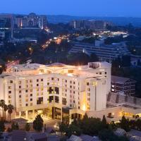 Hilton Sandton, отель в Йоханнесбурге