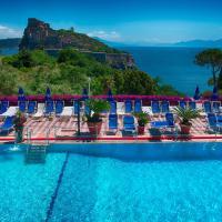 Hotel Parco Cartaromana, hotel a Ischia