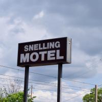 Snelling Motor Inn, hotel near Minneapolis-Saint Paul International Airport - MSP, Minneapolis