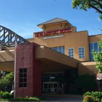 DFW Airport Hotel & Conference Center, hotel in Irving