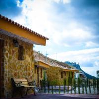 Casas y Cuevas El Solins, hotel in Las Casicas
